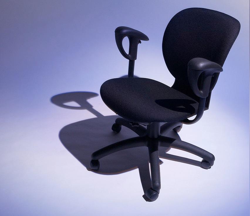 عمق گودی صندلی