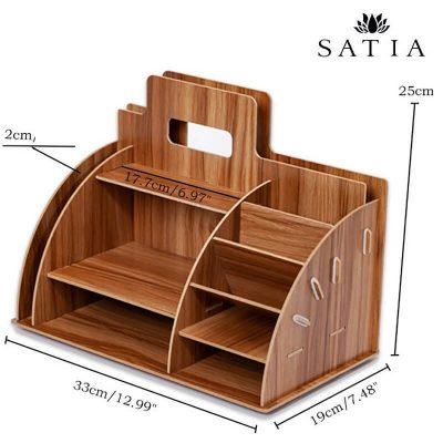کازیه چوبی